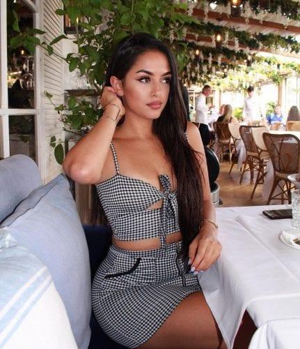 İngiliz escort Olivia